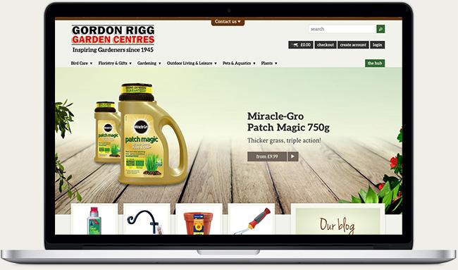 Gordon Rigg Website