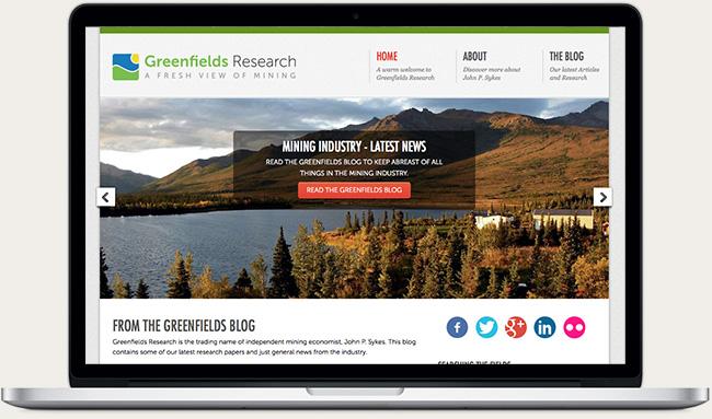 Greenfields Blog