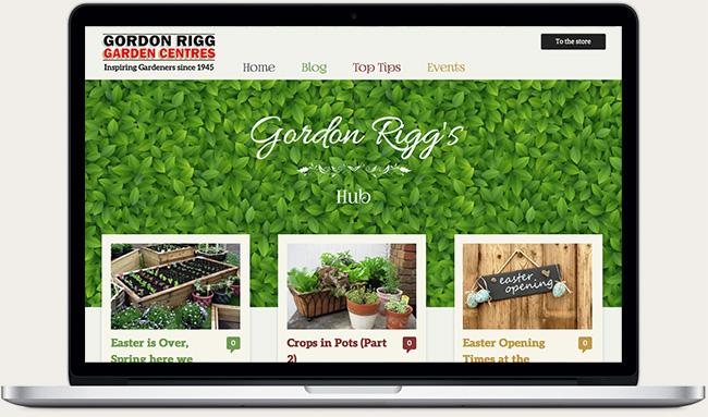 Gordon Rigg Hub